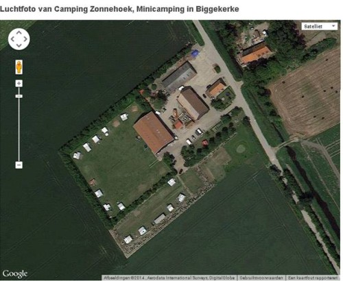 luchtfoto camping 2014