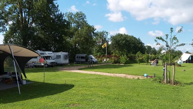 Camperplaatsen Camping Zwaakseweel