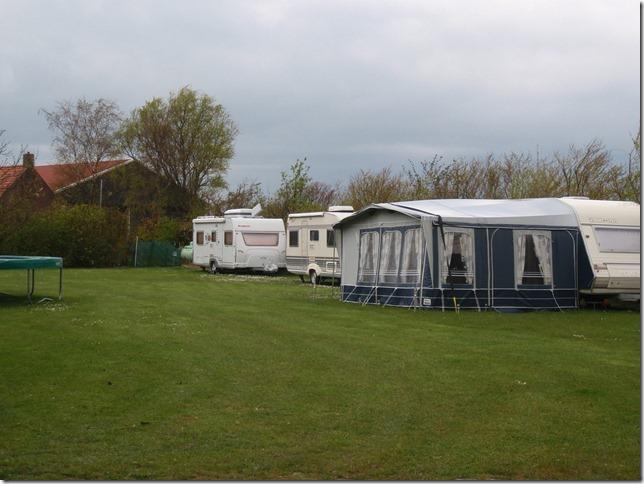 Camperplaats de Krukel Borssele.